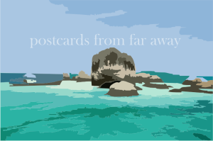 postcards from far away